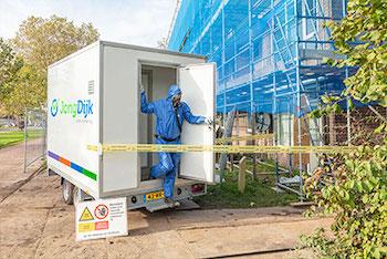 Jongdijk Asbest sanering